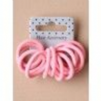 Pack of pink endless elastics (Code 1815)